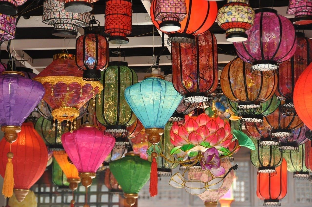 Viento De China Linterna Turismo