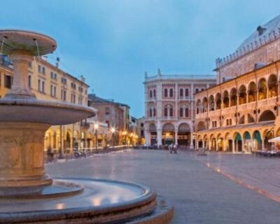 Abano Terme Italia