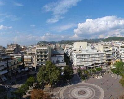Agrinio Grecia