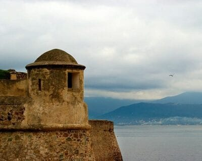 Ajaccio, Corsica Francia