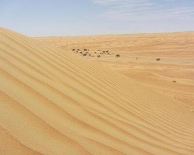 Al Wusta Omán