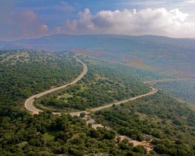 Altos del Golán Israel