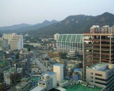 Anyang Corea del Sur