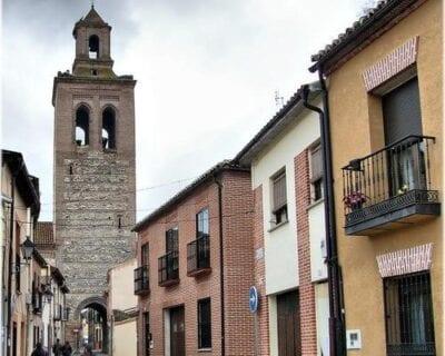 Arévalo España