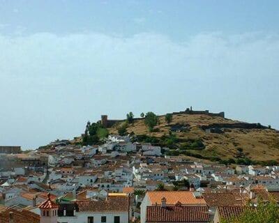 Aracena España