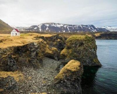 Arnarstapi Islandia