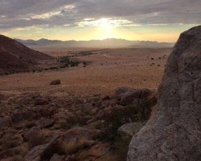Aus Namibia