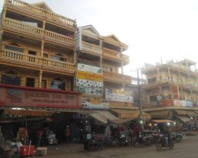 Banlung Camboya
