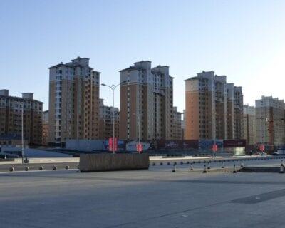 Bayannur China