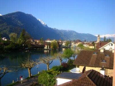 Beatenberg Suiza