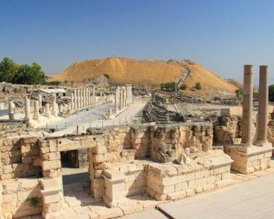 Beit Shean Israel