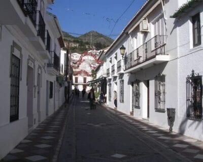 Benalmádena España