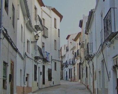 Benisa España