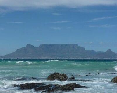 Bloubergstrand República de Sudáfrica