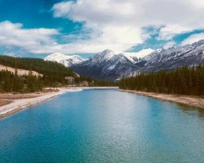 Blue River Canadá