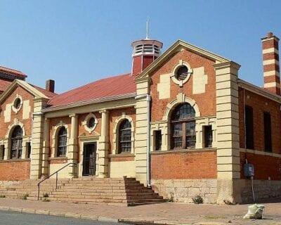 Boksburg República de Sudáfrica