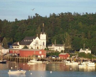 Boothbay Harbor Estados Unidos