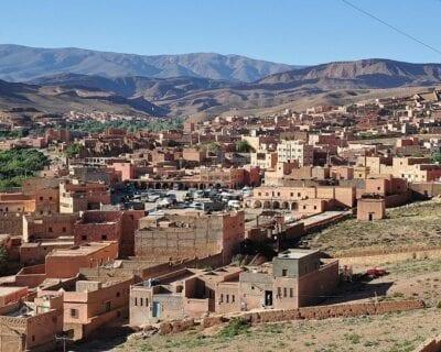Boumalne Dades Marruecos