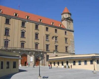 Bratislava República Eslovaca