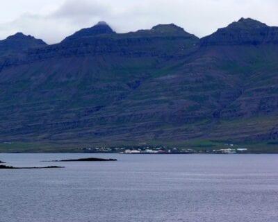 Breiddalsvik Islandia