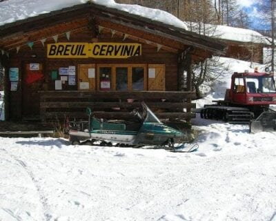 Breuil Cervinia-Valtournanche Italia