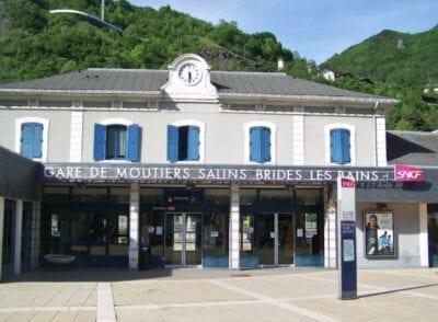 Brides-les-Bains Francia