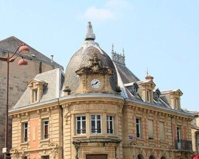 Brive-la-Gallairde Francia