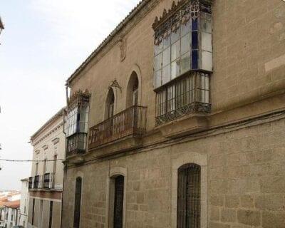 Brozas España