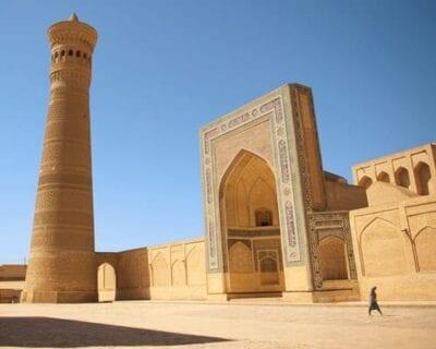 Bujara Uzbekistán