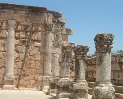 Cafarnaúm Israel