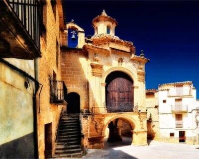 Calaceite España