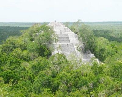 Calakmul México