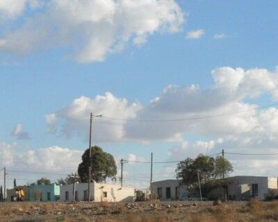 Carnarvon República de Sudáfrica