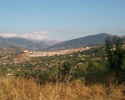 Castelbuono, Sicilia Italia