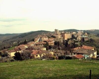 Castellina In Chianti Italia