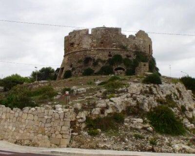 Castrignano del Capo Italia