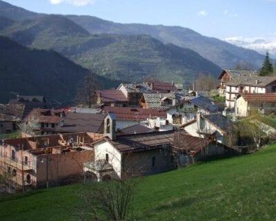 Cesana Toriense Italia