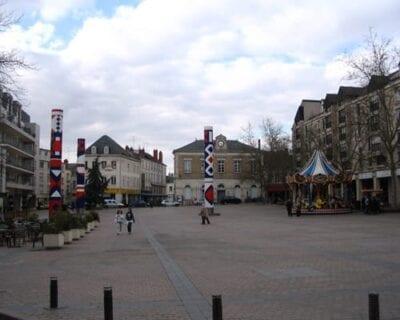 Châteauroux Francia