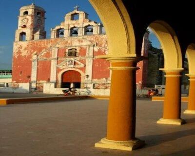 Champoton México