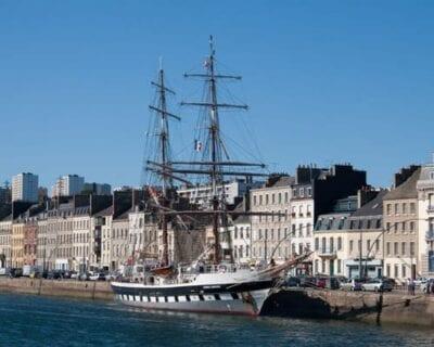 Cherbourg-Octeville Francia