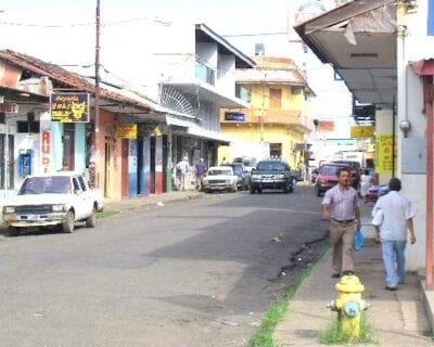 Chitre Panamá