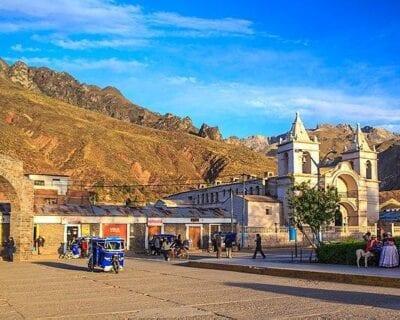Chivay Perú