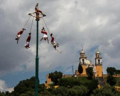 Cholula México