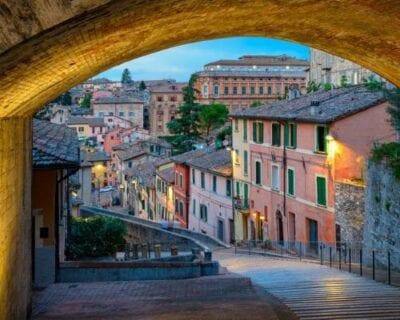 Citta di Castello Italia