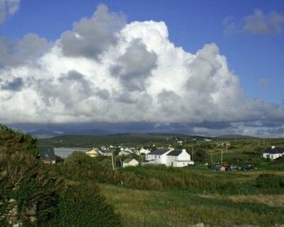 Cleggan Irlanda