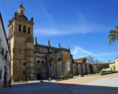 Coria España