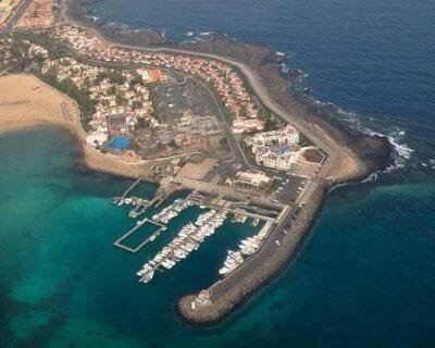 Costa de Antigua, Fuerteventura España