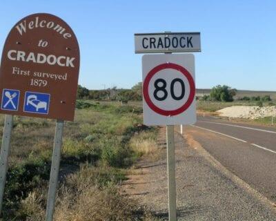 Cradock República de Sudáfrica