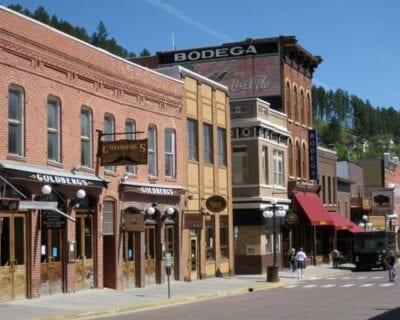 Deadwood SD Estados Unidos
