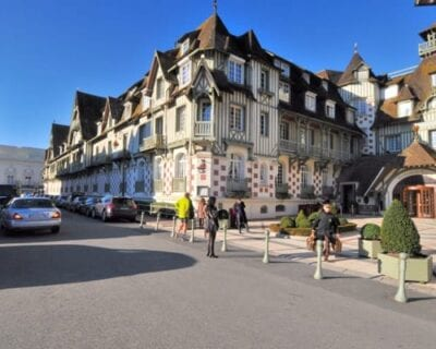 Deauville Francia